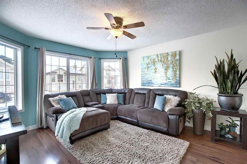 MLS® #A1064536 - 125 Luxstone Place SW in Luxstone Airdrie, Residential Open Houses