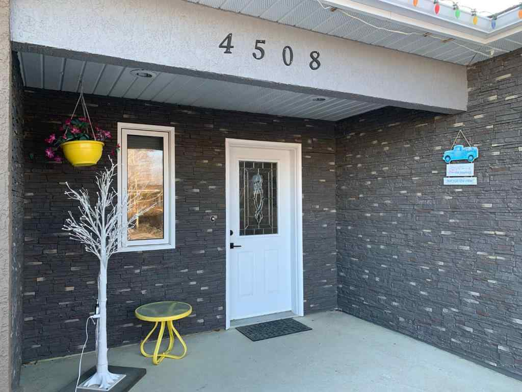MLS® # A1064863 - 4508 60 avenue   in NONE Taber, Residential Open Houses