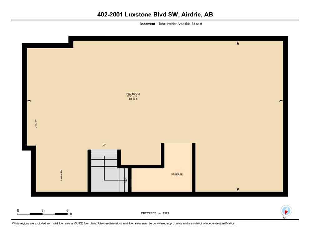 MLS® #A1064934 - Unit #402 2001 Luxstone Boulevard SW in Luxstone Airdrie, Residential Open Houses