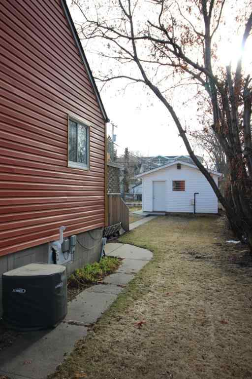 MLS® # A1064980 - 4825 48 Street  in Downtown Camrose Camrose, Residential Open Houses