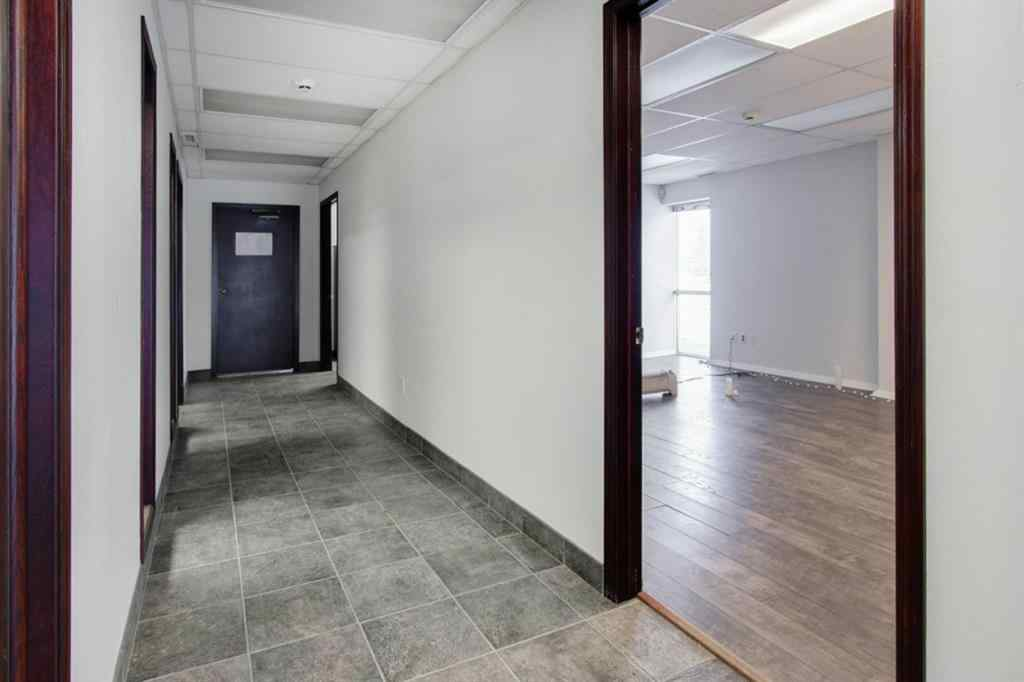 MLS® #A1065115 - Unit #1 43 East Lake Crescent NE in East Lake Industrial Airdrie, Commercial Open Houses
