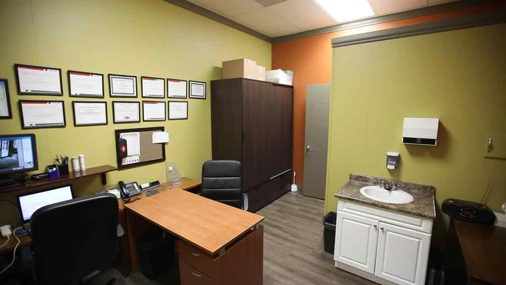 MLS® # A1065180 - 5051 50 Street  in Downtown Camrose Camrose, Commercial Open Houses