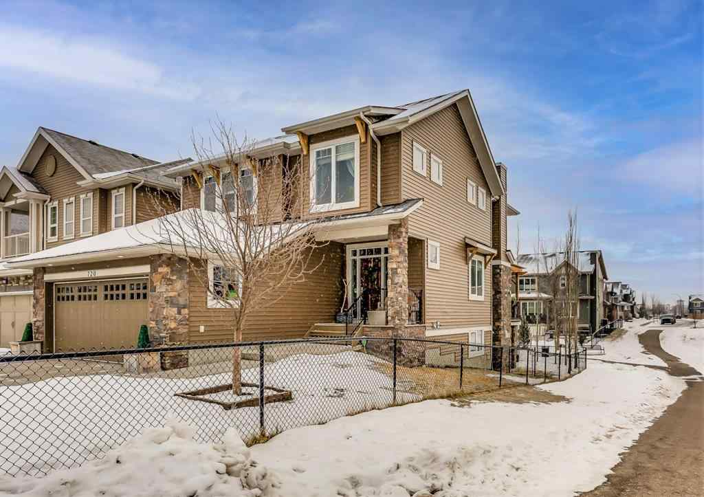 MLS® #A1065365 - 720 Coopers Square SW in Coopers Crossing Airdrie, Residential Open Houses