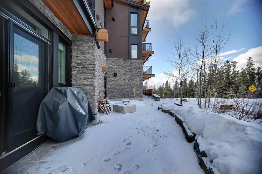MLS® #A1065404 - 101A Stewart Creek Rise   in Three Sisters Canmore, Residential Open Houses
