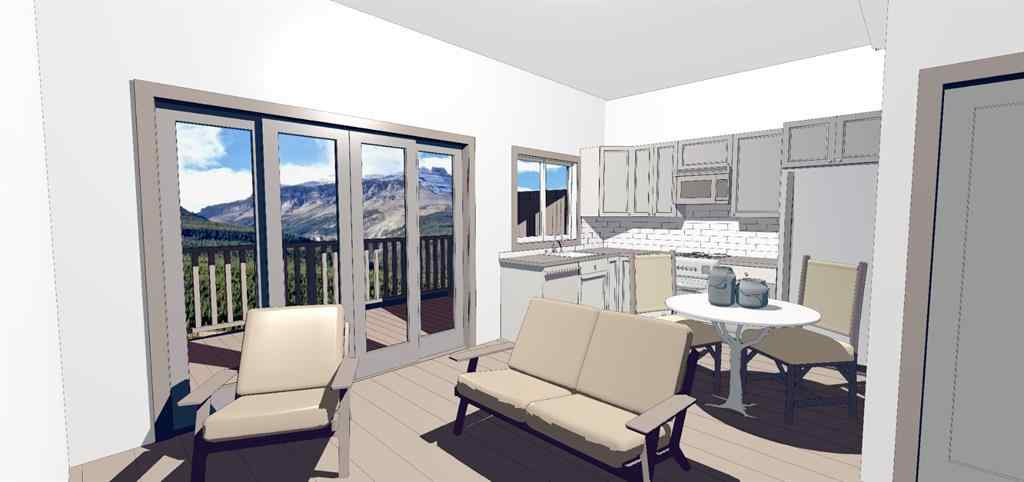 MLS® # A1066042 - Unit #A 508 Deer Street  in NONE Banff, Residential Open Houses