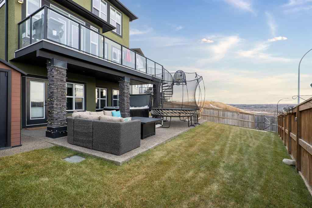 MLS® #A1066136 - 192 Cranarch Crescent SE in Cranston Calgary, Residential Open Houses