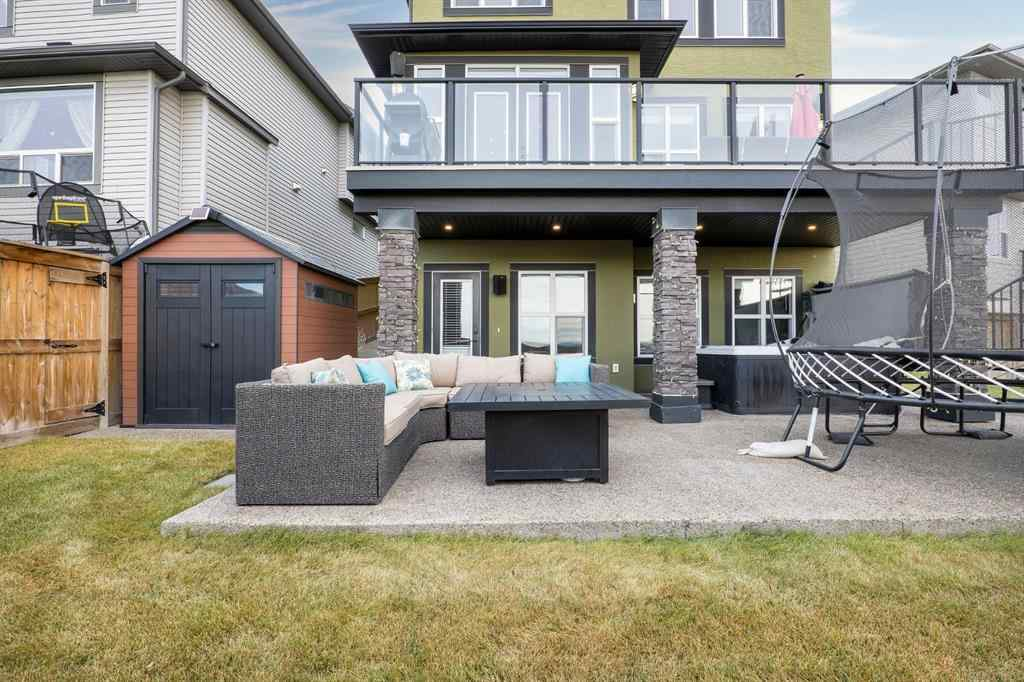 MLS® # A1066136 - 192 Cranarch Crescent SE in Cranston Calgary, Residential Open Houses