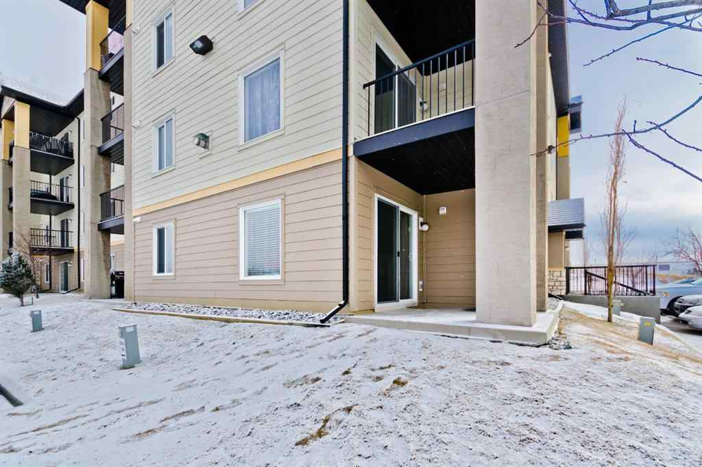 MLS® #A1066159 - Unit #6102 304 Mackenzie Way SW in Luxstone Airdrie, Residential Open Houses