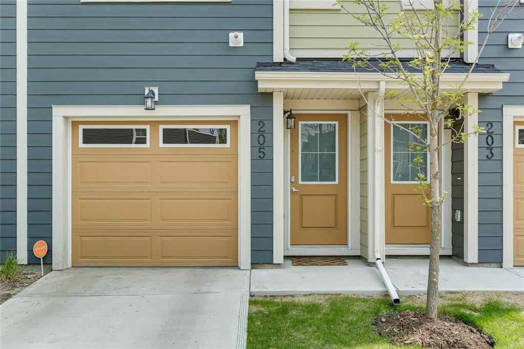 MLS® #A1066180 - 205 MARQUIS Lane SE in Mahogany Calgary, Residential Open Houses