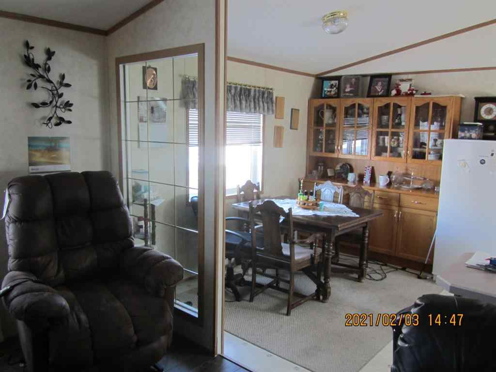 MLS® #A1066415 - #6 Parkview  Village Mobile Home Park   in NONE Beaverlodge, Mobile Open Houses