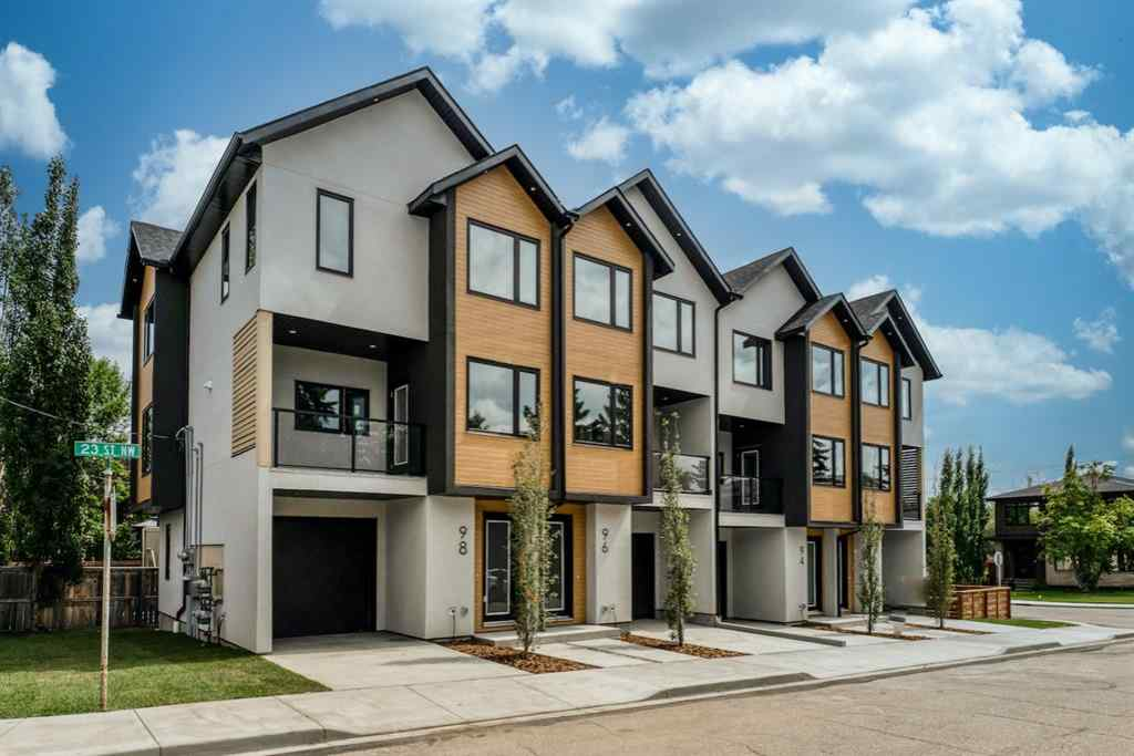 MLS® #A1066637 - 98 23 Street NW in West Hillhurst Calgary, Residential Open Houses