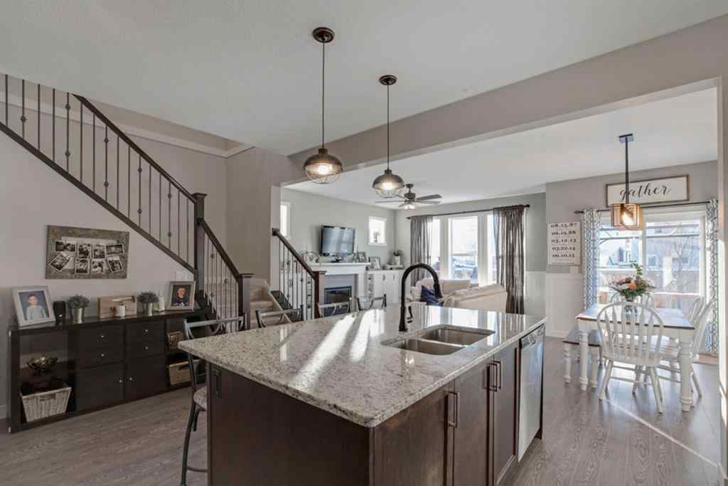 MLS® # A1066699 - 5 Williamstown Park NW in Williamstown Airdrie, Residential Open Houses