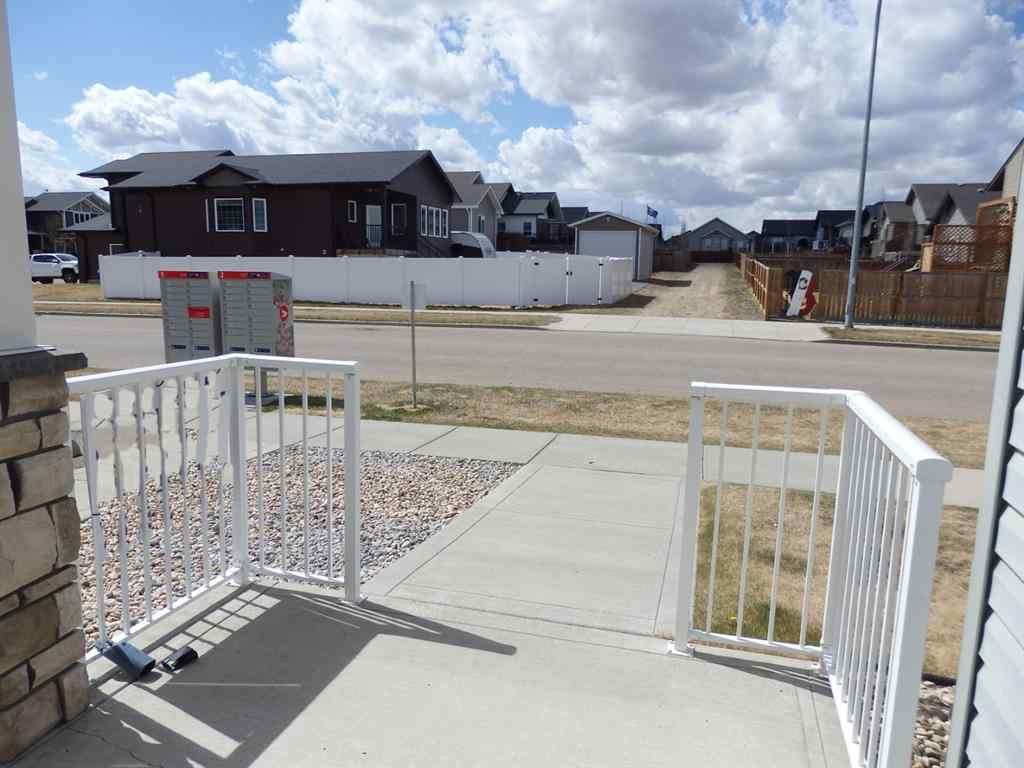 MLS® #A1066989 - Unit #B4 99 Pioneer Way  in Cottonwood Estates Blackfalds, Residential Open Houses