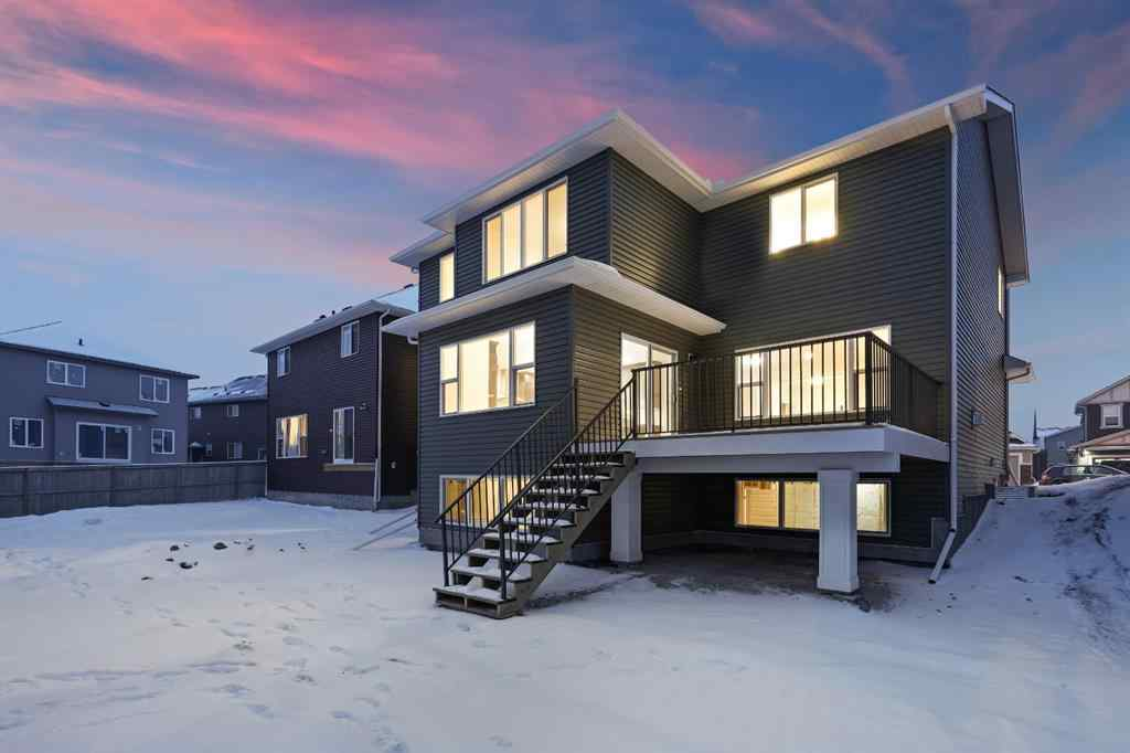 MLS® #A1067080 - 2197 Bayside Road SW in Bayside Airdrie, Residential Open Houses