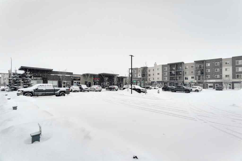 MLS® #A1067372 - Unit #4319 403 Mackenzie Way SW in Downtown Airdrie, Residential Open Houses