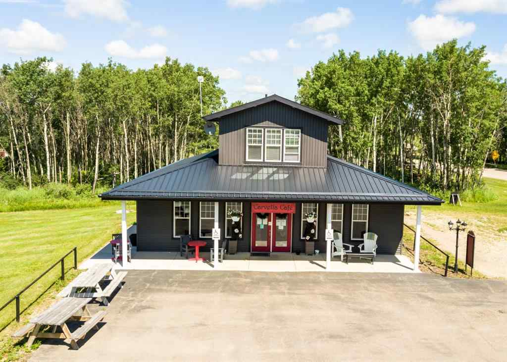 MLS® # A1067436 - 38534 Range Road 25A   in NONE Benalto, Commercial Open Houses