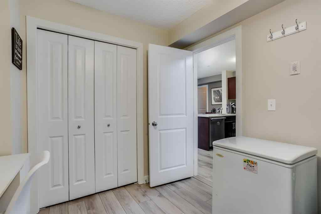 MLS® # A1067554 - Unit #7206 403 Mackenzie Way SW in Downtown Airdrie, Residential Open Houses