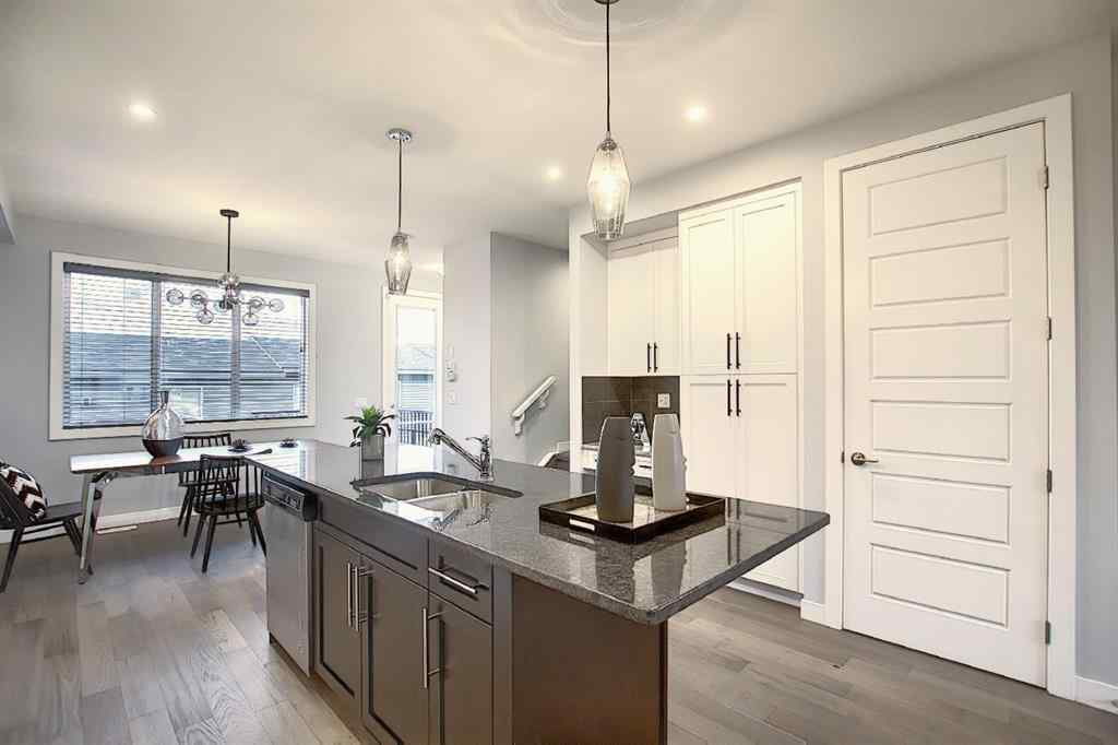 MLS® # A1067668 - 312  Lawthorn Way SE in Lanark Airdrie, Residential Open Houses
