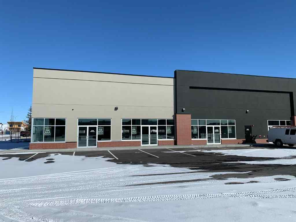 MLS® # A1067962 - Unit #3109 2920 Kingsview  Boulevard  in Kingsview Industrial Park Airdrie, Commercial Open Houses
