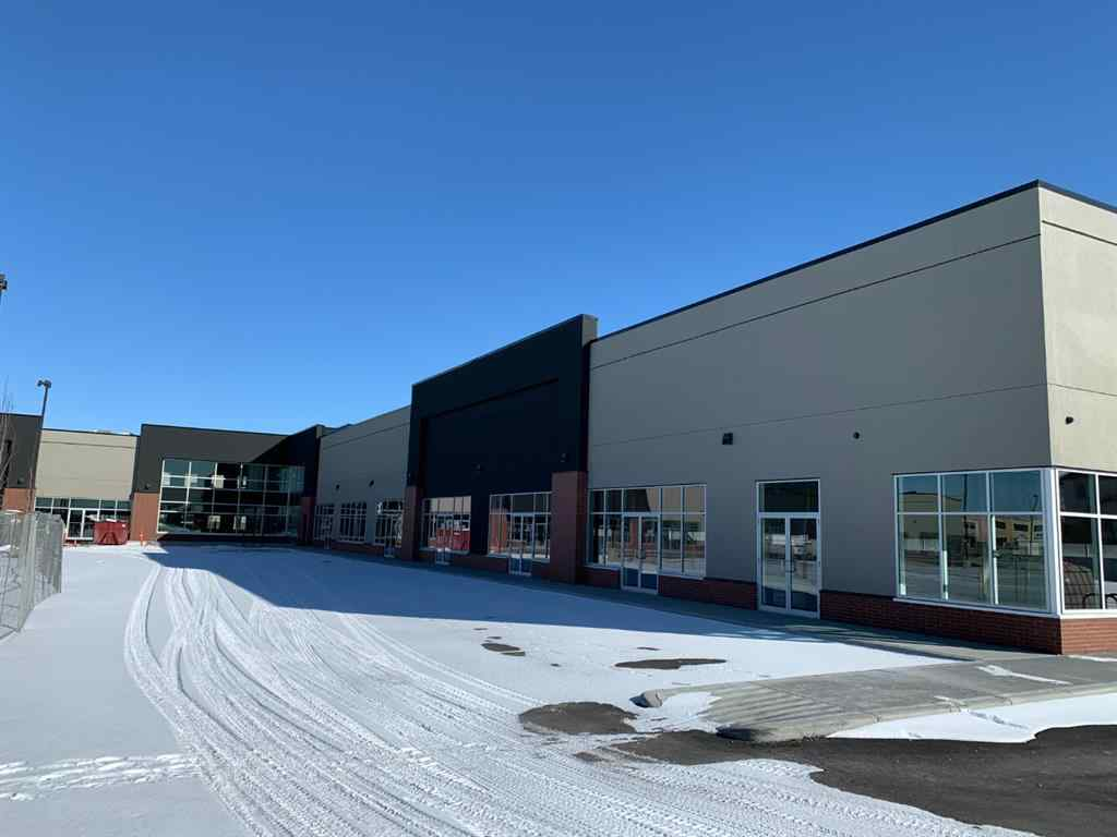 MLS® #A1067962 - Unit #3109 2920 Kingsview  Boulevard  in Kingsview Industrial Park Airdrie, Commercial Open Houses