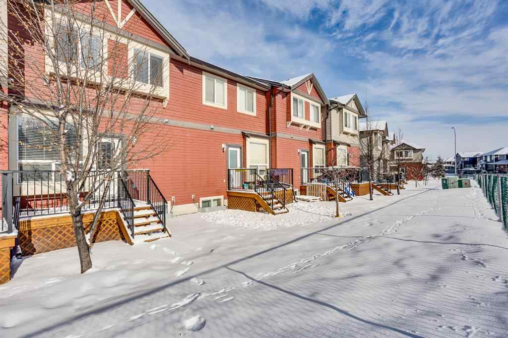 MLS® #A1068074 - Unit #604 2066 Luxstone Boulevard SW in Luxstone Airdrie, Residential Open Houses