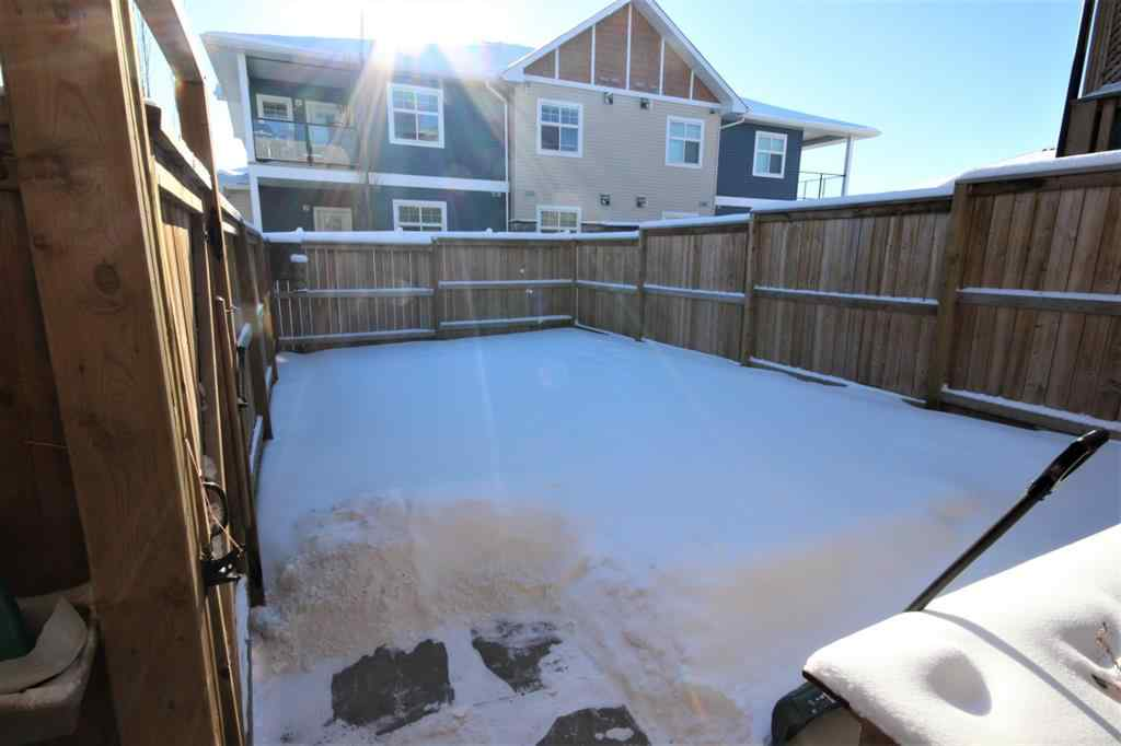 MLS® # A1068216 - 61 Vermont Close  in Valley Ridge Blackfalds, Residential Open Houses