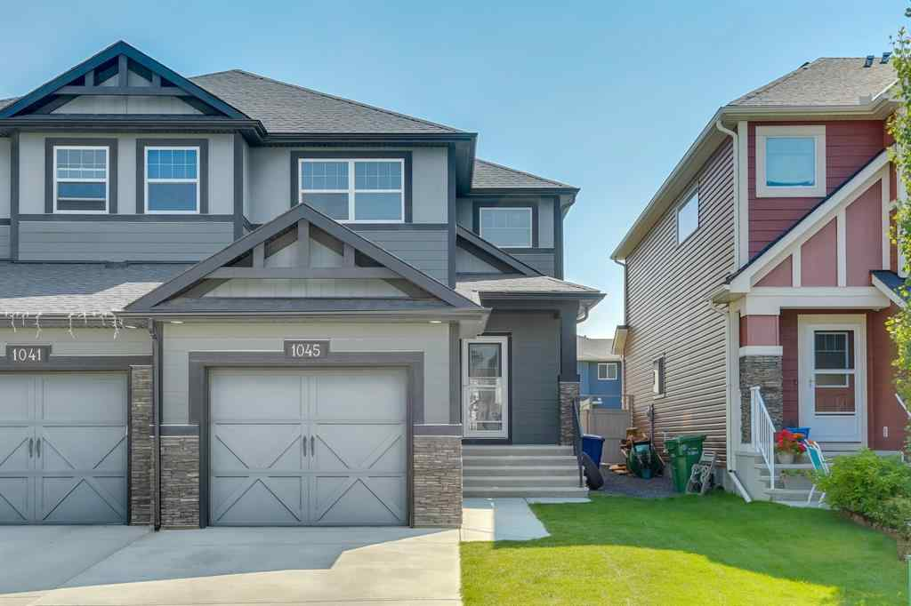 MLS® #A1068290 - 1045 Hillcrest Lane SW in Hillcrest Airdrie, Residential Open Houses