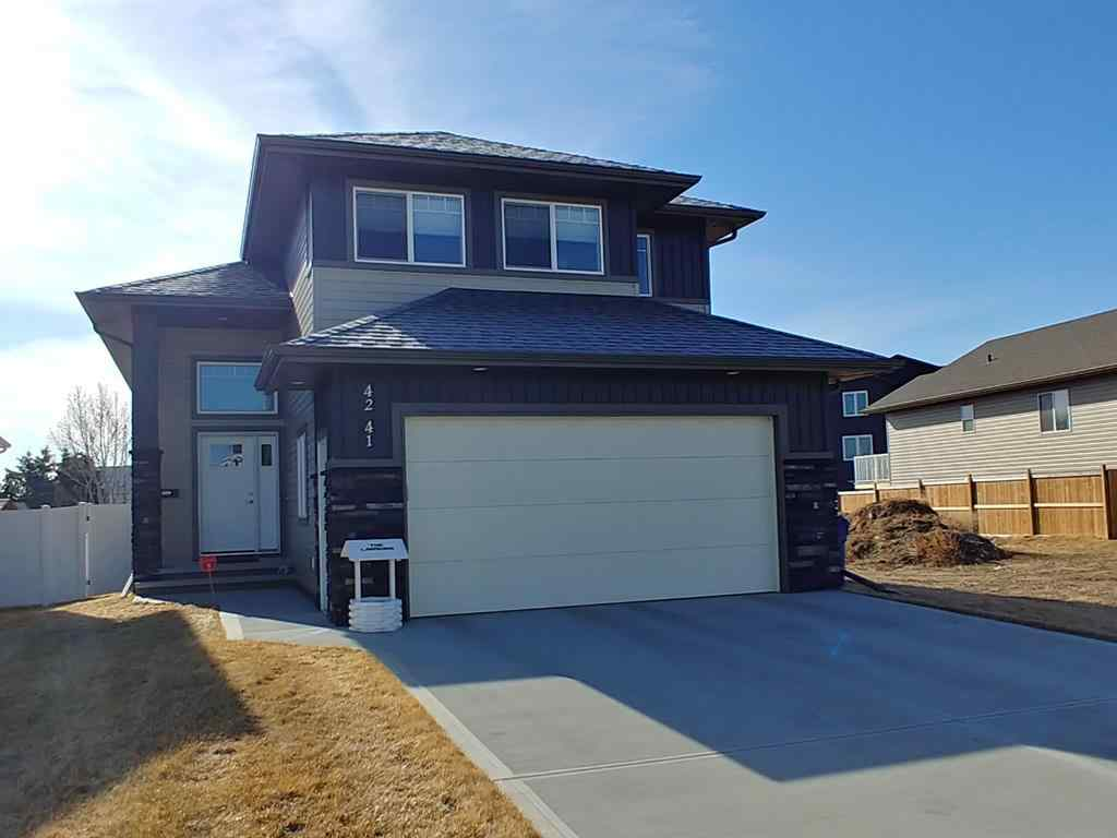 MLS® #A1068623 - 4241 Westbrooke Road  in Valley Ridge Blackfalds, Residential Open Houses