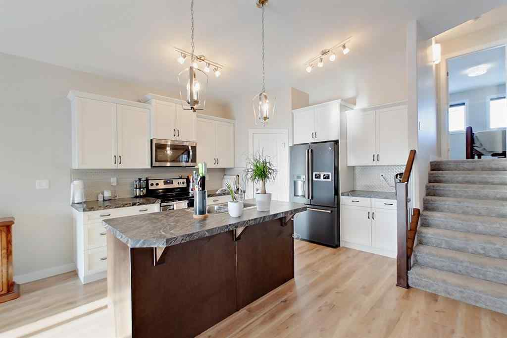 MLS® # A1068623 - 4241 Westbrooke Road  in Valley Ridge Blackfalds, Residential Open Houses