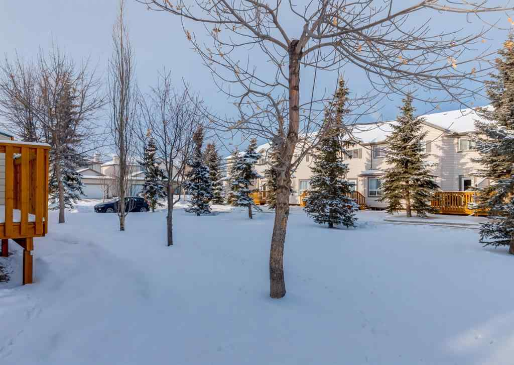 MLS® #A1068981 - Unit #4 156 Canoe Drive SW in Canals Airdrie, Residential Open Houses