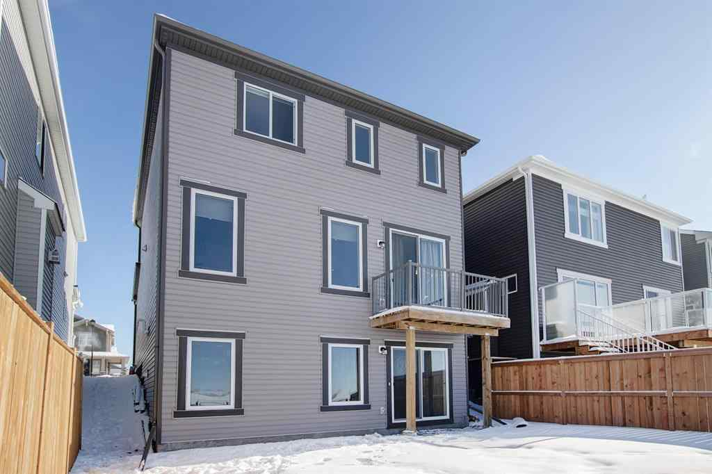 MLS® # A1069089 - 345 Windrow Crescent SW in South Windsong Airdrie, Residential Open Houses