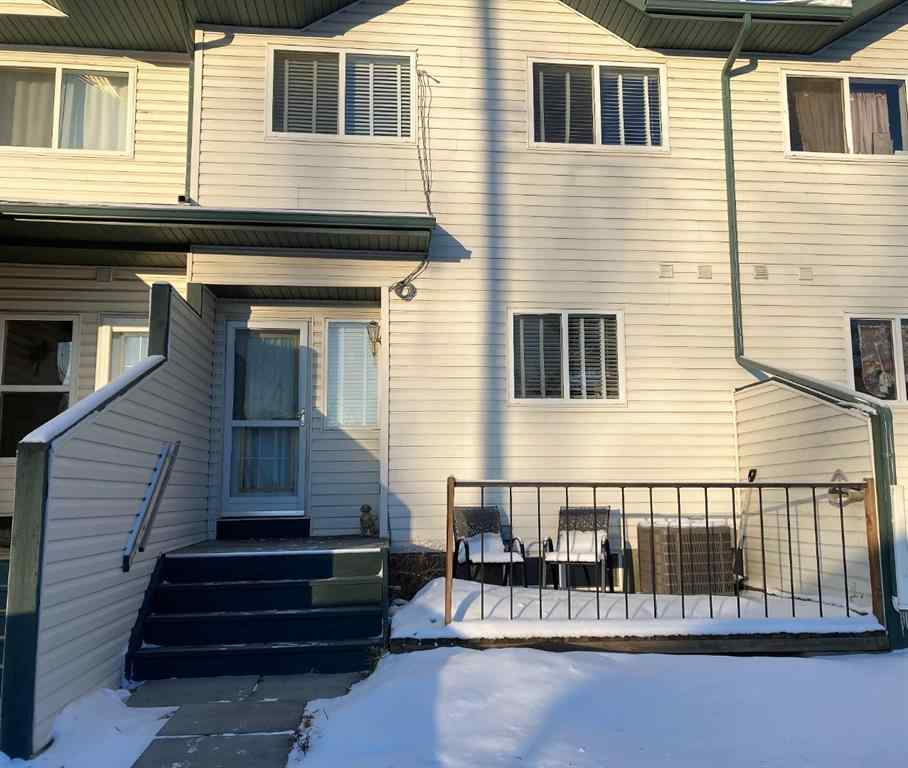 MLS® # A1069245 - Unit #58 108 Garrow Avenue E in Central Brooks, Residential Open Houses