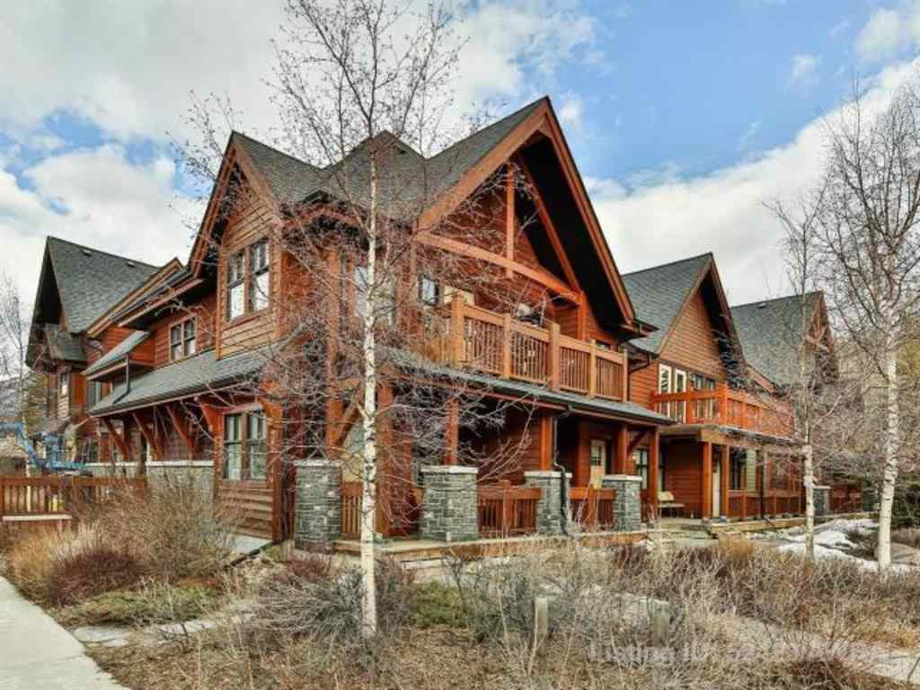MLS® #A1069343 - Unit #302 201 Muskrat Street  in NONE Banff, Residential Open Houses