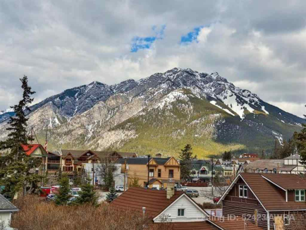 MLS® # A1069343 - Unit #302 201 Muskrat Street  in NONE Banff, Residential Open Houses