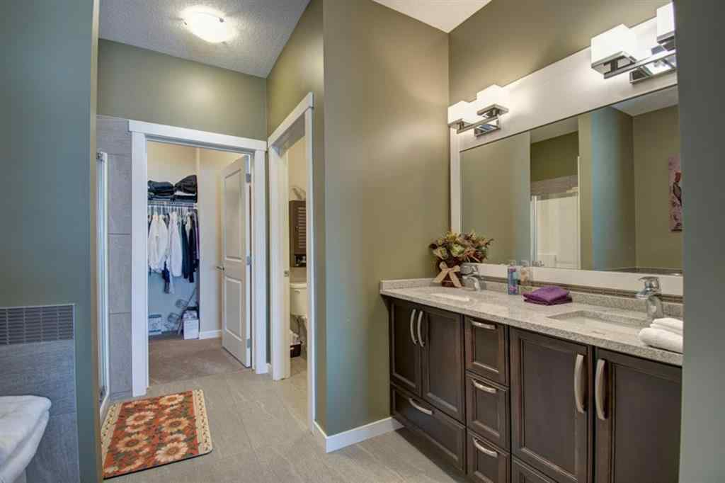 MLS® #A1069506 - Unit #105 300 Chinook Winds Place SW in Prairie Springs Airdrie, Residential Open Houses