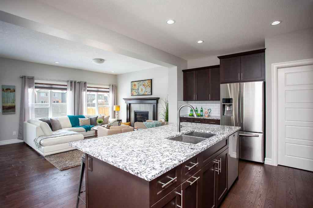 MLS® # A1069883 - 72 Cooperstown Place SW in Coopers Crossing Airdrie, Residential Open Houses