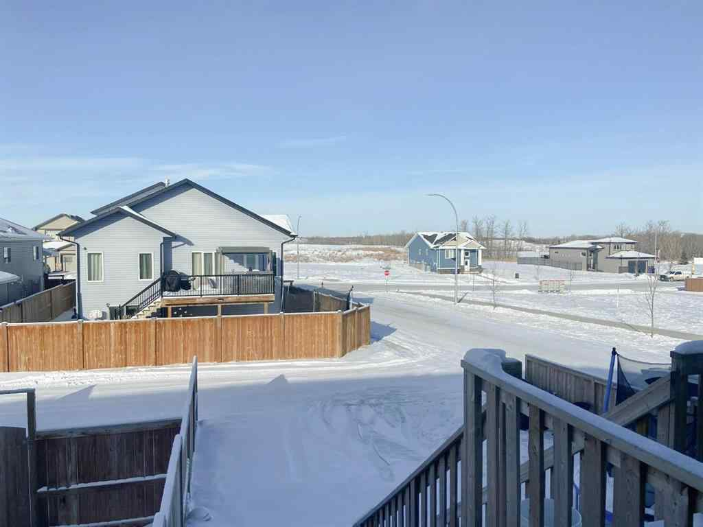 MLS® # A1070088 - 149 Ava Crescent  in Aspen Lakes West Blackfalds, Residential Open Houses