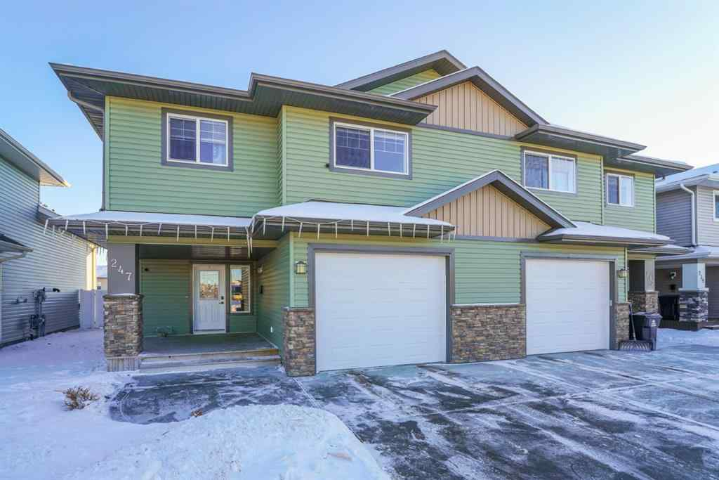 MLS® # A1070295 - 247 Cedar Square   in Cottonwood Estates Blackfalds, Residential Open Houses