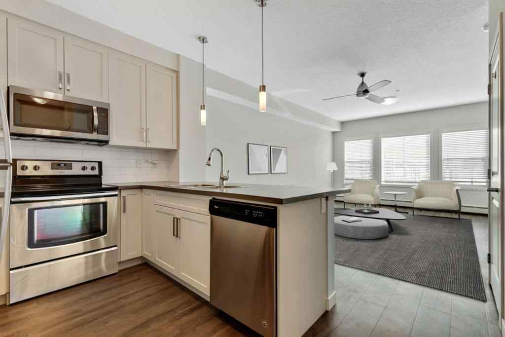 MLS® # A1070505 - Unit #111 200 Cranfield Common SE in Cranston Calgary, Residential Open Houses