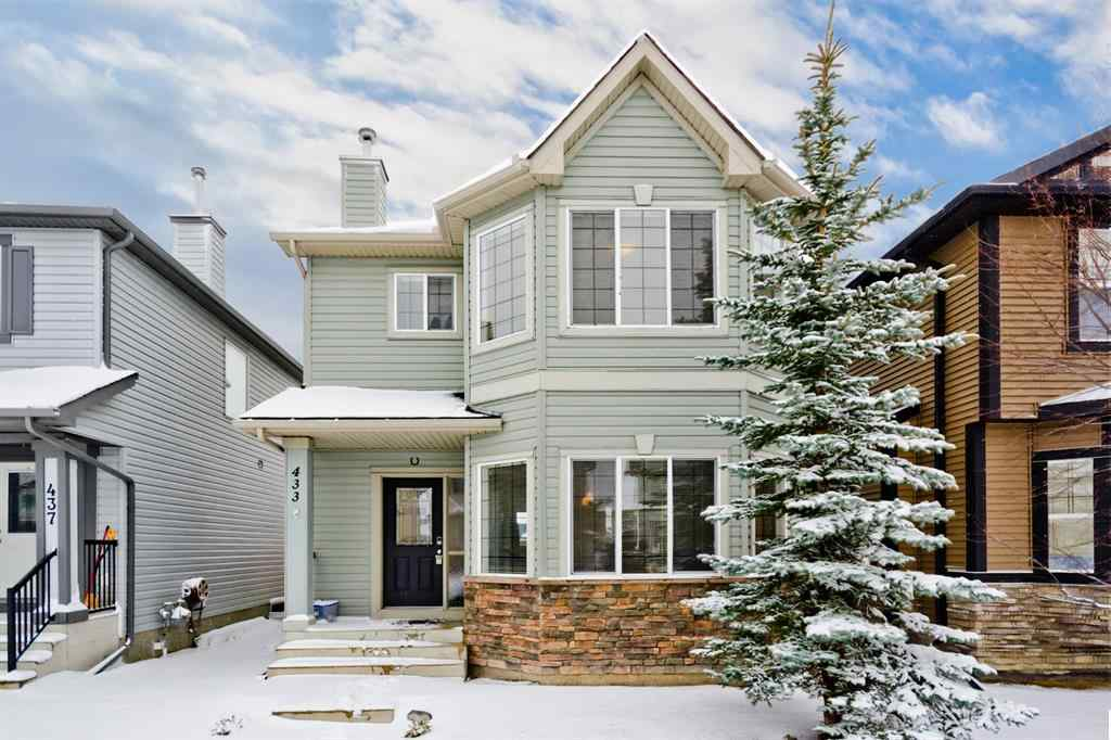 MLS® #A1070654 - 433 Luxstone Place SW in Luxstone Airdrie, Residential Open Houses