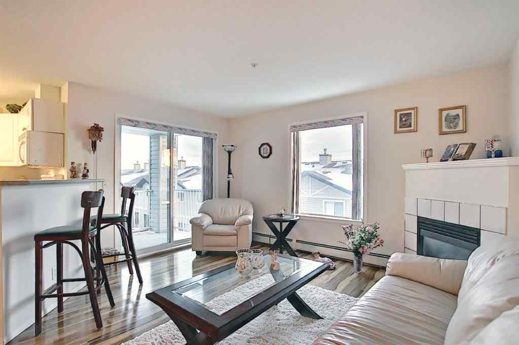MLS® #A1070939 - Unit #1315 604 8 Street SW in Downtown Airdrie, Residential Open Houses