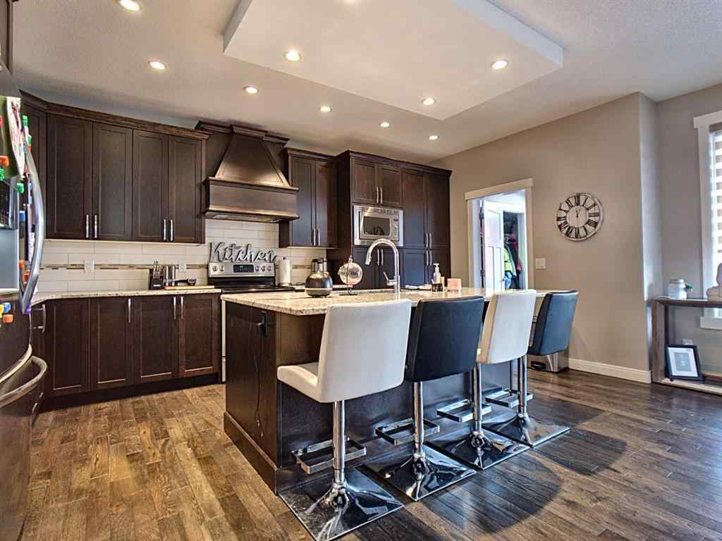 MLS® # A1071035 - 1178 Coopers Drive SW in Coopers Crossing Airdrie, Residential Open Houses