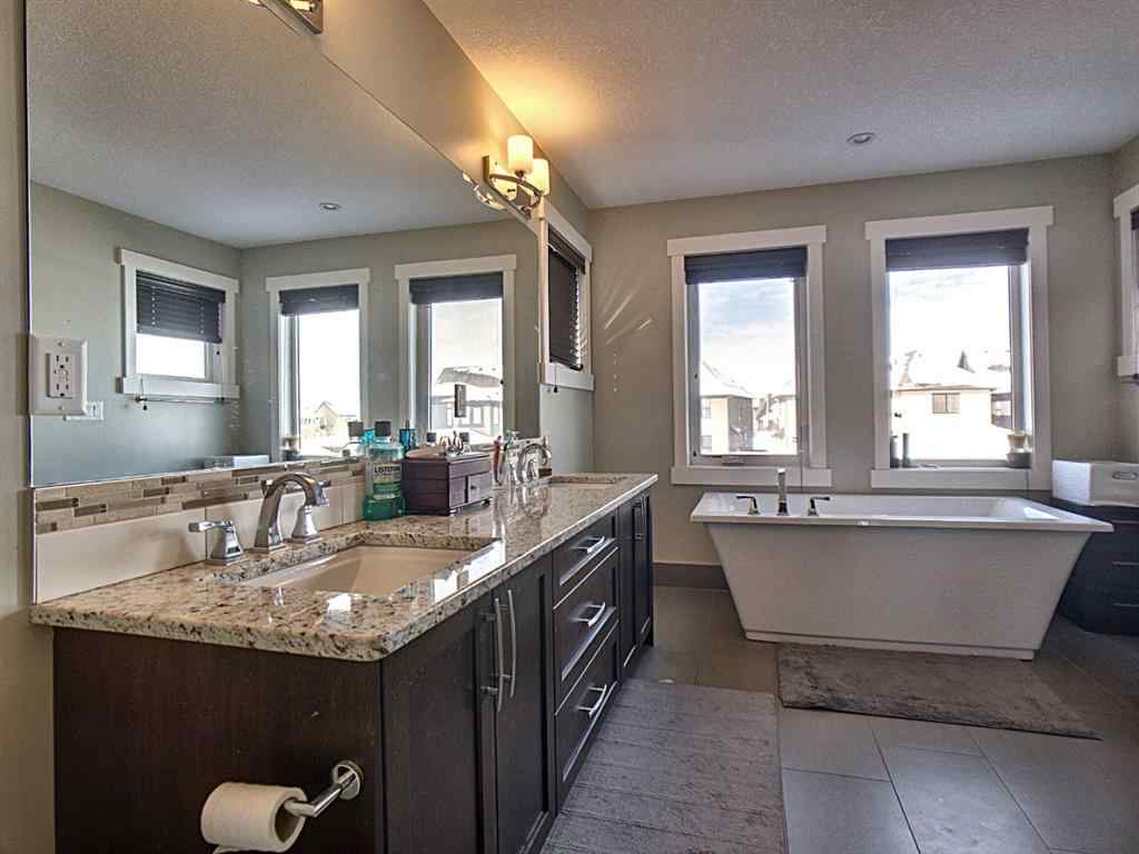 MLS® #A1071035 - 1178 Coopers Drive SW in Coopers Crossing Airdrie, Residential Open Houses
