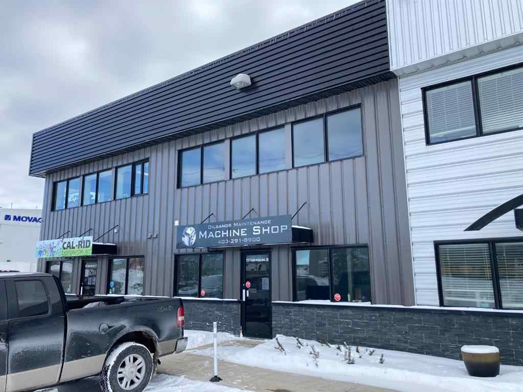MLS® # A1071346 - 233 Exploration Avenue SE in Shepard Industrial Calgary, Commercial Open Houses