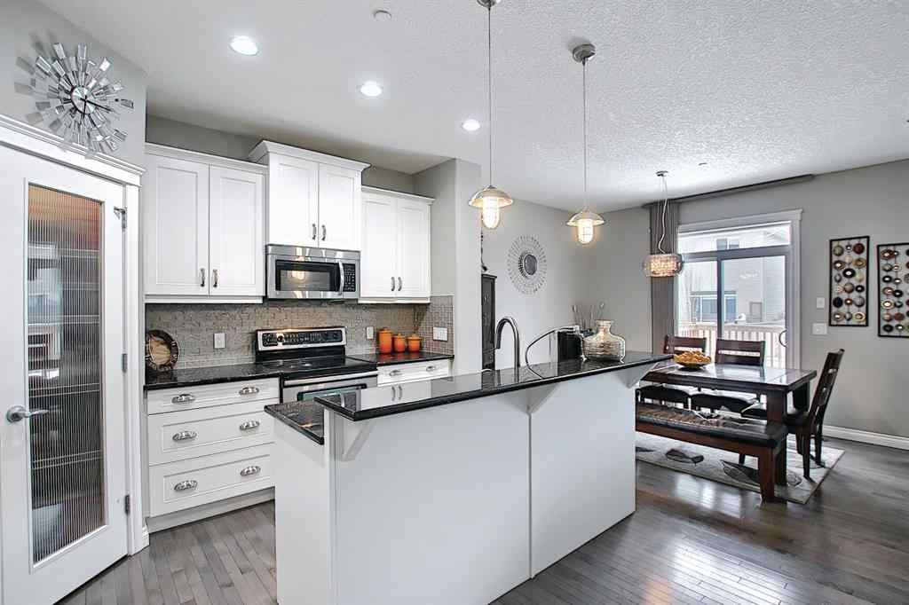 MLS® # A1071535 - 117 Baywater Way SW in Bayview Airdrie, Residential Open Houses