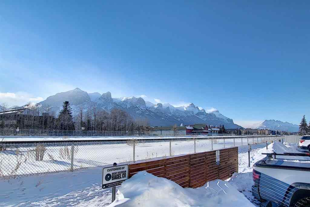 MLS® #A1071782 - Unit #109 1106 Bow Valley Trail  in Bow Valley Trail Canmore, Residential Open Houses