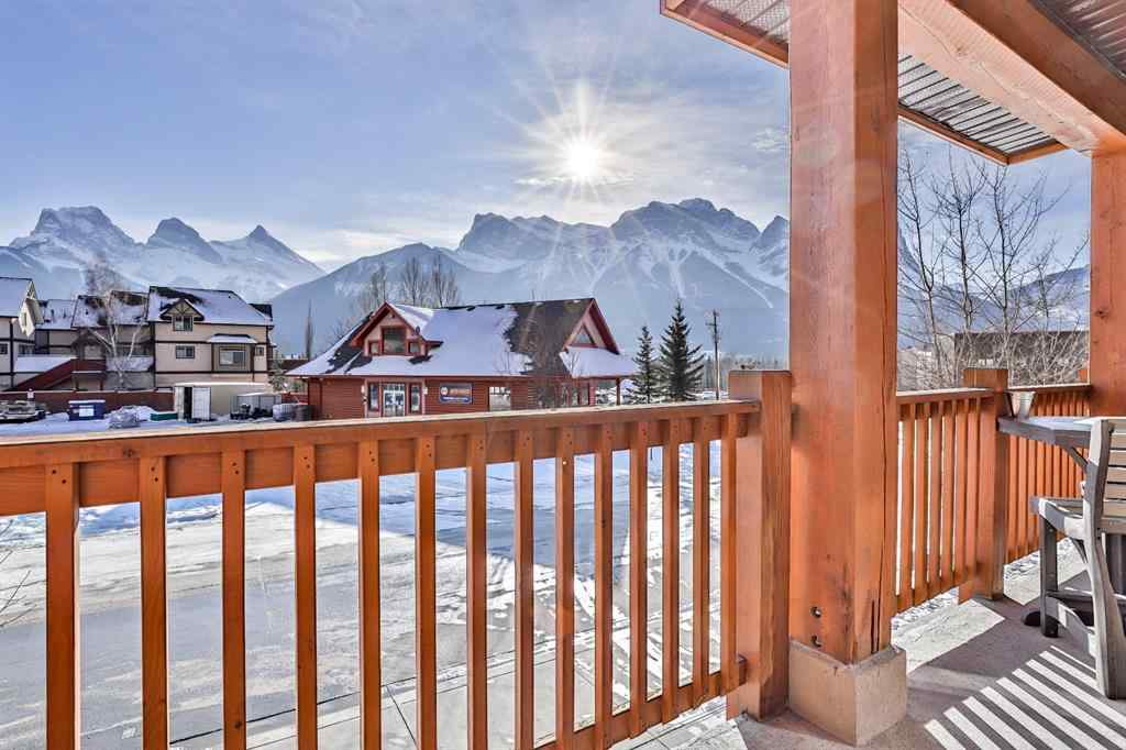MLS® #A1071848 - Unit #202 30 Lincoln Park  in Bow Valley Trail Canmore, Residential Open Houses