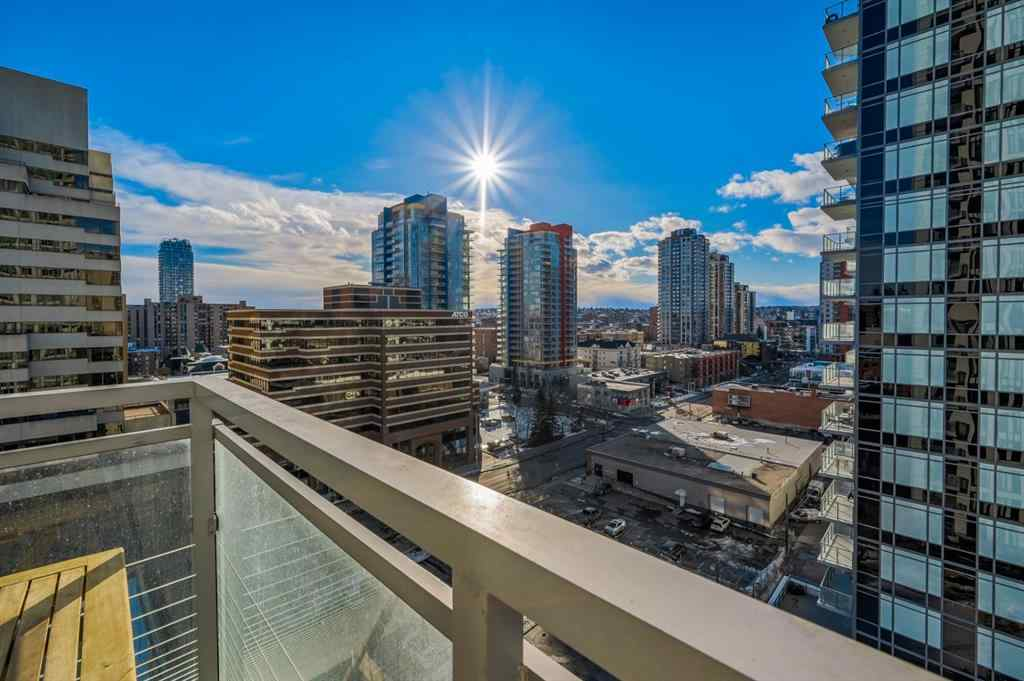 MLS® # A1071876 - Unit #1102 901 10 Avenue SW in Beltline Calgary, Residential Open Houses