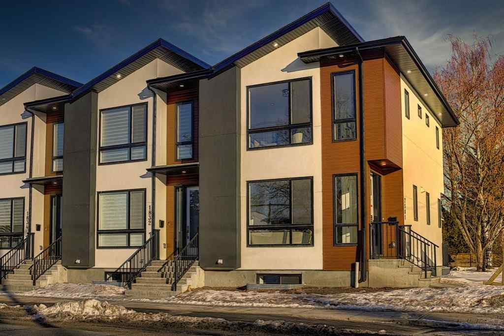 MLS® # A1072312 - 2501 17a  Street NW in Capitol Hill Calgary, Residential Open Houses