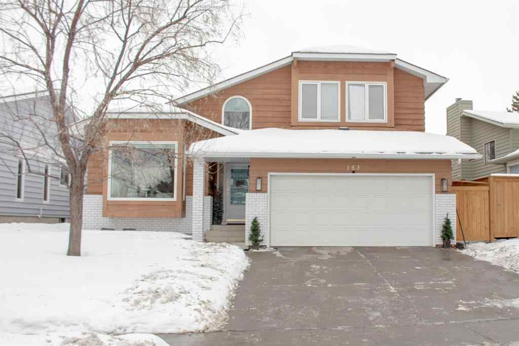 MLS® # A1072400 - 183 Suncrest Way SE in Sundance Calgary, Residential Open Houses